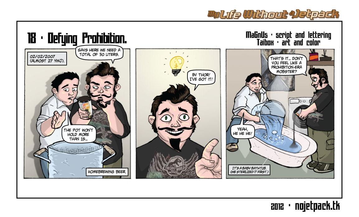 18 - Defying Prohibition.