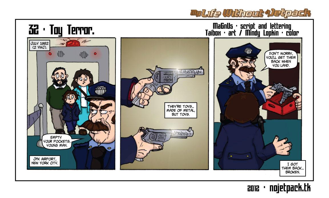 32 - Toy Terror.