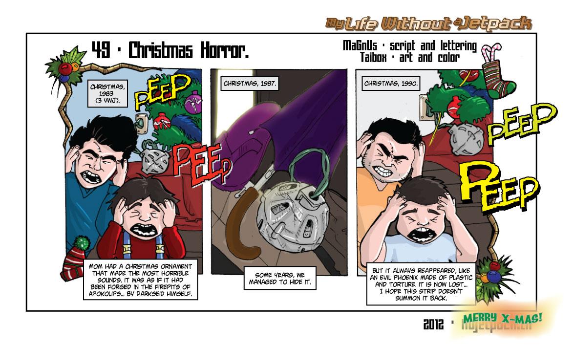 49 - Christmas Horror.