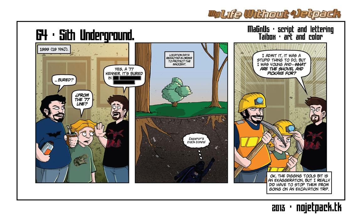 64 - Sith Underground.