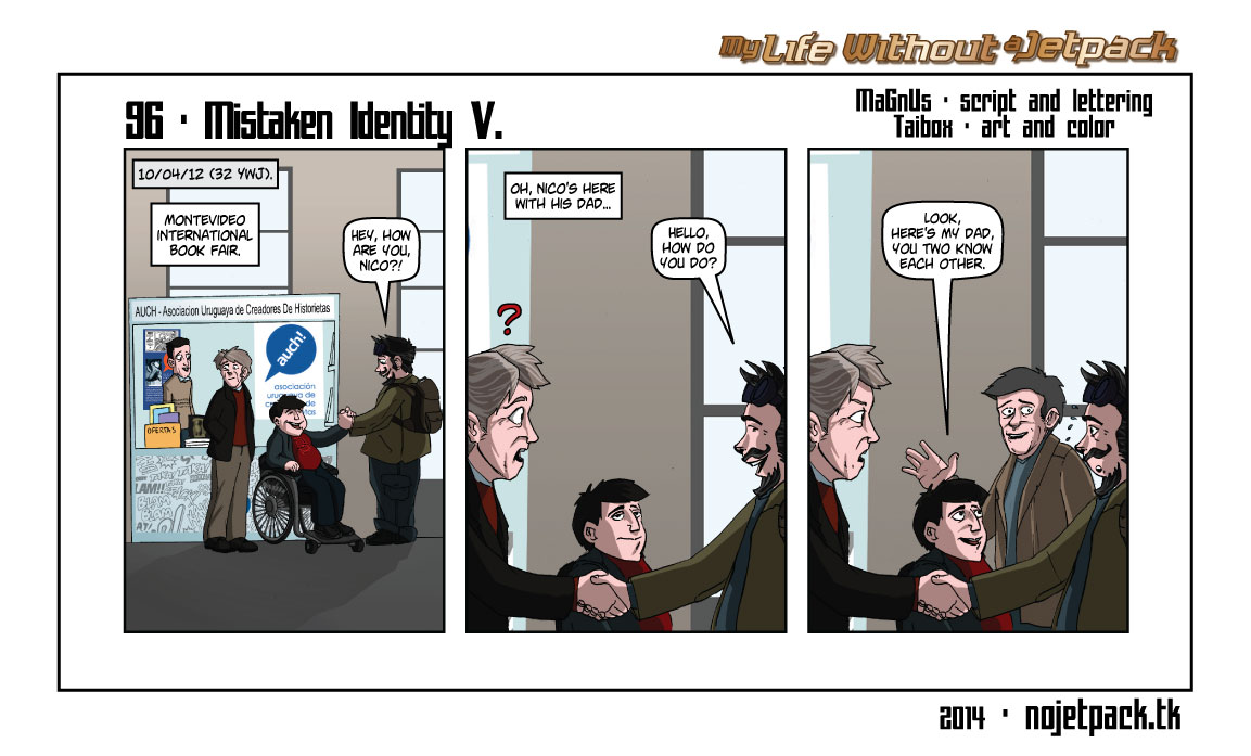 96 - Mistaken Identity V.