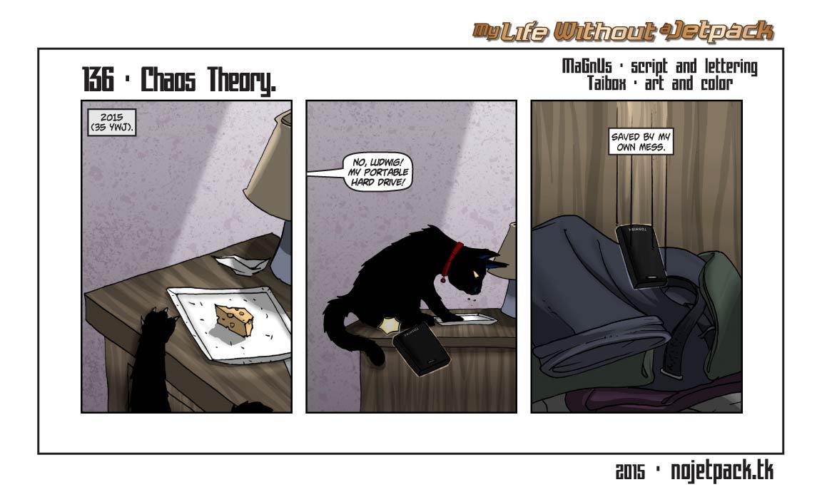 136 - Chaos Theory.
